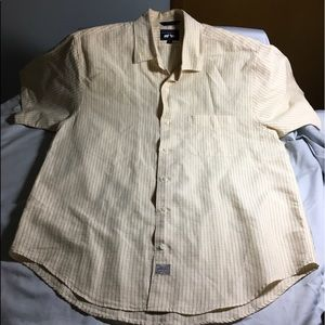 Woods & Gray men's short sleeve shirt